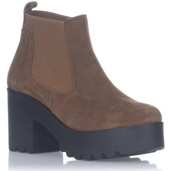 Zapatos Mujer Botines Zapp 5884-2 TAUPE