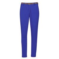 textil Mujer pantalones con 5 bolsillos Betty London GRIBANO Marino