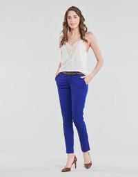 textil Mujer Pantalones con 5 bolsillos Betty London BERTHA Marino