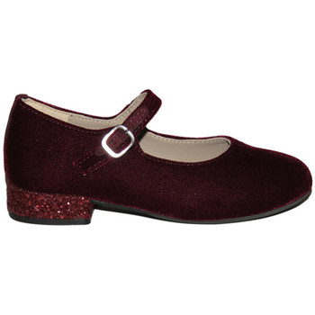 Zapatos Niña Derbie Unisa GRAPE VELVET LUX Otros