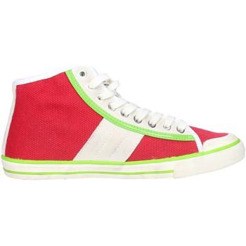 Zapatos Mujer Zapatillas bajas Date D.a.t.e. TENDER HIGH-92 Zapatillas De Deporte Altas Mujer Rojo Rojo