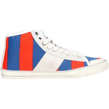 Zapatos Mujer Zapatillas bajas Date TENDER HIGH-94 Azul/Naranja