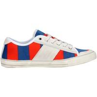 Zapatos Mujer Zapatillas bajas Date TENDER LOW-36 Azul/Naranja