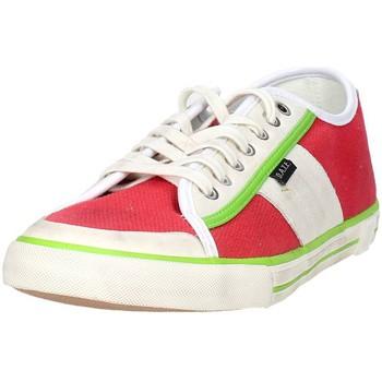 Zapatos Hombre Zapatillas bajas Date TENDER LOW-37 Rojo