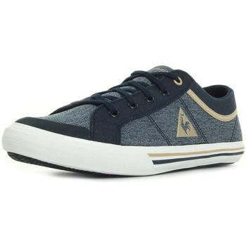 Zapatos Niños Deportivas Moda Le Coq Sportif Saint Gaetan Gs Craft 2 Tones Azul