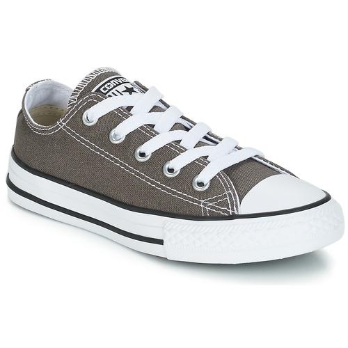 Zapatos Niños Zapatillas bajas Converse CHUCK TAYLOR ALL STAR SEAS OX Antracita