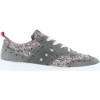 Zapatos Niña Derbie & Richelieu Pepe jeans PGS30217 MONTREAL BROGUE Gris