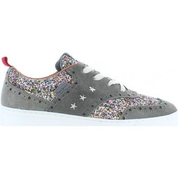 Zapatos Niña Zapatos bajos Pepe jeans PGS30217 MONTREAL BROGUE Gris