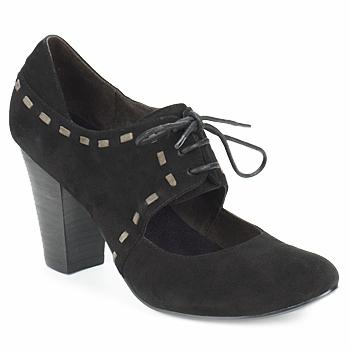 Zapatos Mujer Zapatos de tacón Sans Interdit ELINE Negro