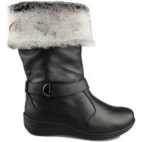 Zapatos Mujer Botas de nieve Calzamedi 0646 NEGRO
