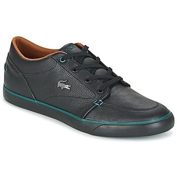 Zapatos Hombre Zapatillas bajas Lacoste BAYLISS 1 Negro