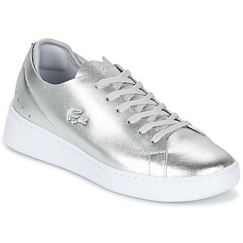 Zapatos Mujer Zapatillas bajas Lacoste EYYLA Plata