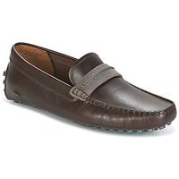 Zapatos Hombre Mocasín Lacoste HERRON Marrón