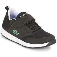 Zapatos Niños Zapatillas bajas Lacoste L.IGHT Negro / Gris