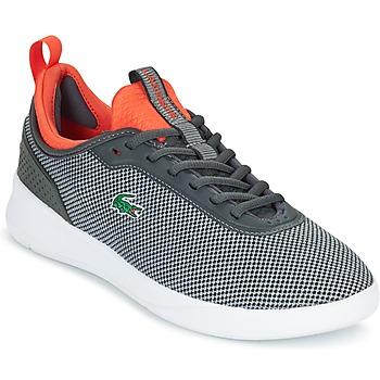 Zapatos Hombre Zapatillas bajas Lacoste LT SPIRIT 2.0 Gris / Rojo