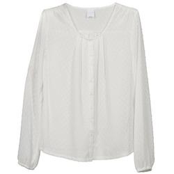 textil Mujer Tops / Blusas Vero Moda STORIES Crudo