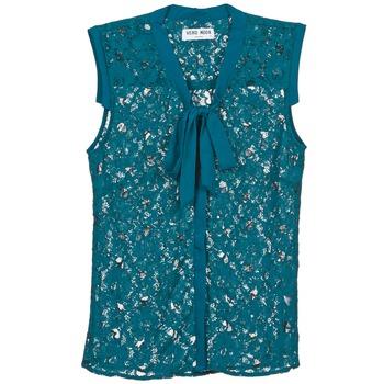 textil Mujer Camisas Vero Moda TINA Azul