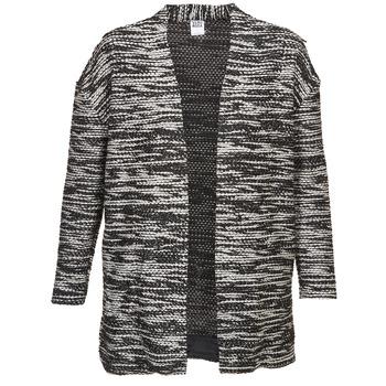 textil Mujer Chaquetas de punto Vero Moda NELLA Negro / Gris / China