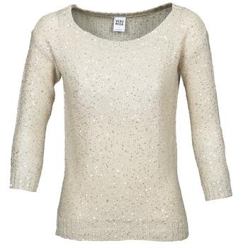 textil Mujer Jerséis Vero Moda SHINE Beige