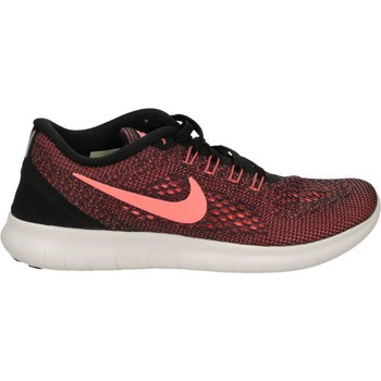 Zapatos Mujer Running / trail Nike WMNS  FREE RN Negro