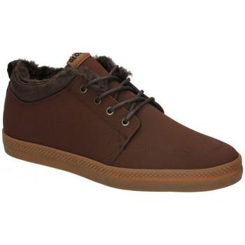 Zapatos Hombre Zapatos de skate Globe CHUKKA choco fur Marron