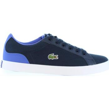 Zapatos Mujer Zapatillas bajas Lacoste 33CAJ1016 LEROND Azul
