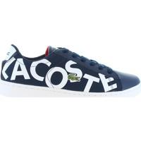 Zapatos Mujer Deportivas Moda Lacoste 33SPJ1000 CARNABY Azul