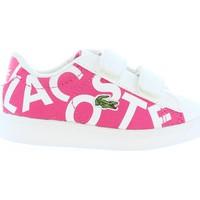 Zapatos Mujer Zapatillas bajas Lacoste 33SPI1000 CARNABY Rosa