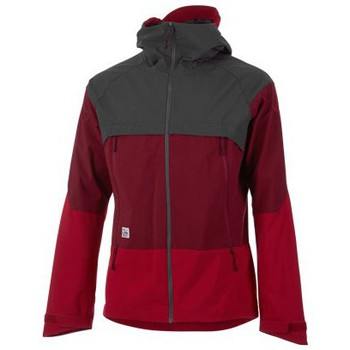 textil Chaquetas de deporte Maloja BeaverM. Rojo