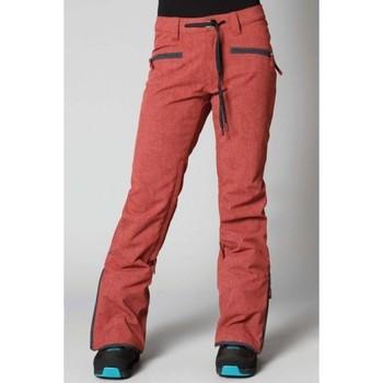 textil Chaquetas Nikita NIKITA HUNTER PANT RED Rojo