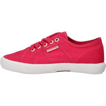 Zapatos Niño Zapatillas bajas Everlast sneakers rosado lona AF826 rosado