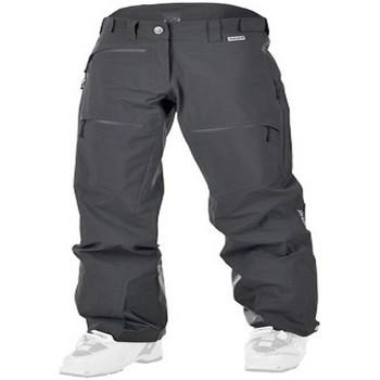 textil Hombre Pantalones Maloja HillsboroM. High Tech Pants CHARCOAL Gris