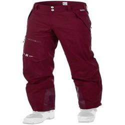 textil Pantalones Maloja Smith RockM. Ski Mountaineering Pants CADILLAC Rojo