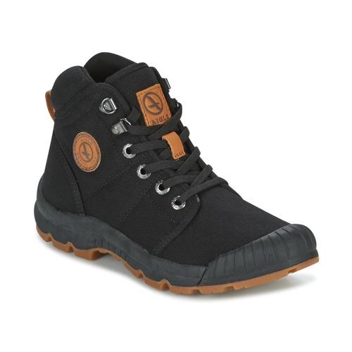 Cómodo y bien parecido Zapatos especiales Aigle TENERE LIGHT W Negro
