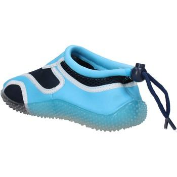 Zapatos Niño Deportivas Moda Everlast sneakers azul textil azul gomma AF852 multicolor