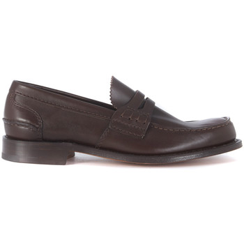 Zapatos Hombre Mocasín Church's Mocasín  Pembrey marrón oscuro Marrón