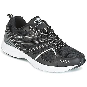 Zapatos Hombre Multideporte Umbro DERBY Negro