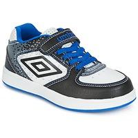 Zapatos Niño Zapatillas bajas Umbro DOGAN VLC Blanco / Azul