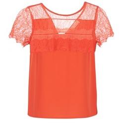 textil Mujer Tops / Blusas Moony Mood GERDUS Naranja