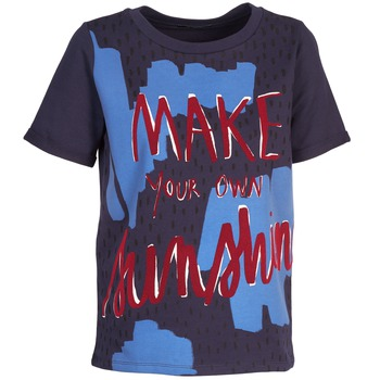textil Mujer camisetas manga corta Kookaï EDITH Marino