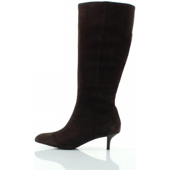 Zapatos Mujer Botas Rockport Lilah High Zip Boot Marron