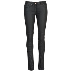 textil Mujer pantalones con 5 bolsillos Kookaï FRANCES Negro