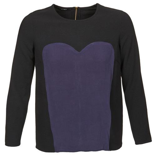 Kookaï EMMY Negro - Envío gratis | ! - textil blusas Mujer