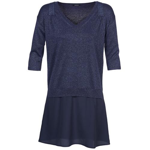 textil Mujer vestidos cortos Kookaï DENICE Marino