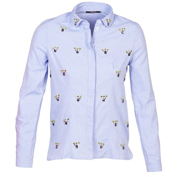 textil Mujer camisas Kookaï MAYA Azul