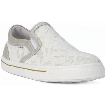 Zapatos Niña Slip on Nero Giardini MP NERO GIARDINI  BAROCO IVORY Grigio