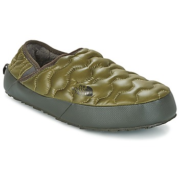 Zapatos Hombre Pantuflas The North Face THERMOBALL TRACTION MULE IV Kaki