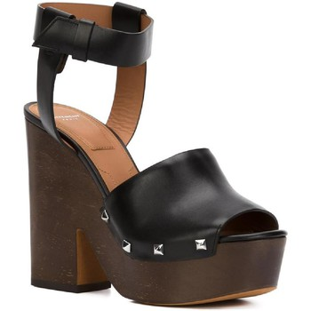 Zapatos Mujer Zuecos (Clogs) Givenchy BE08749004 001 nero