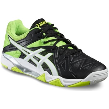 Zapatos Hombre Sport Indoor Asics Gel Sensei 6 Noir