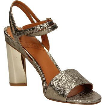 Zapatos Mujer Sandalias What For FOIL SHEEP Oro